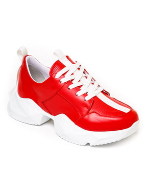 Кроссовки красные | 5361563
