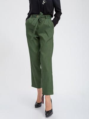 Кюлоты зеленые | 5364351