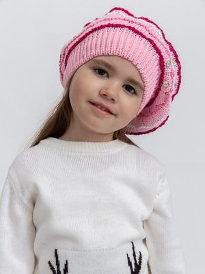 Шапка рожева | 5364439