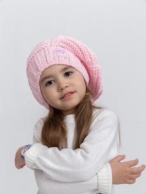 Шапка рожева | 5364449