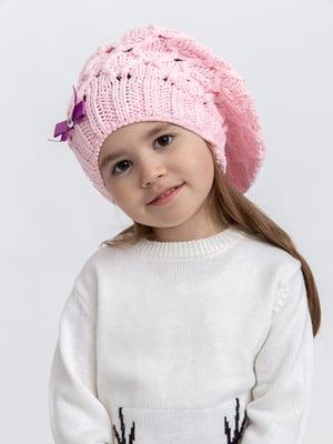 Шапка рожева | 5364457