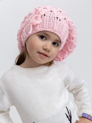 Шапка рожева | 5364461
