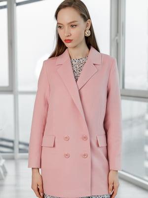 Жакет рожевий | 5364102