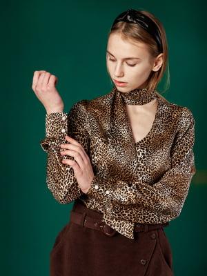 Блуза з принтом | 5364112