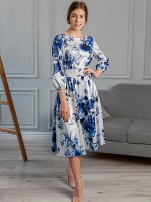 Сукня з квітковим принтом   5364542