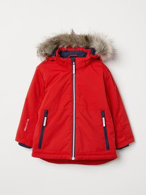 Куртка червона | 5364691