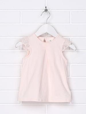 Блуза кольору пудри   5364699