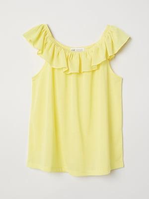 Блуза жовта | 5364766