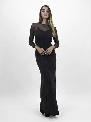 Сукня темно-сіра | 5348846