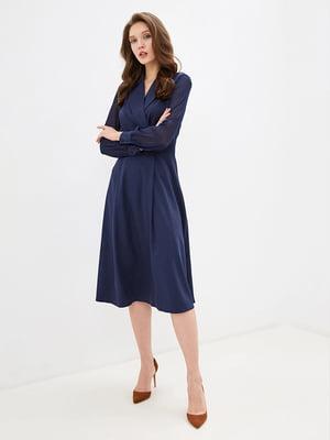 Сукня синя | 5348853