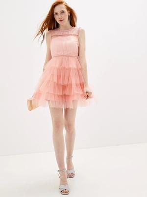 Сукня персикового кольору   5348902