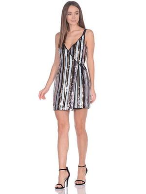 Сукня різнокольорова в смужку | 5348910