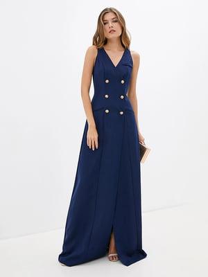 Сукня темно-синя | 5348942
