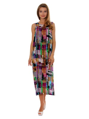 Платье в принт | 5366407