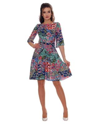 Платье в принт | 5366449