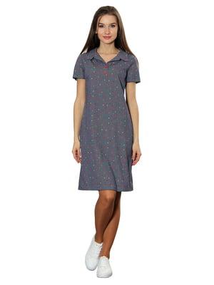Сукня в принт | 5366455