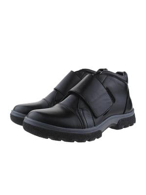 Ботинки черные | 5365697