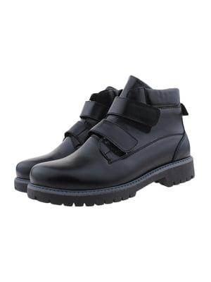 Ботинки черные | 5365727