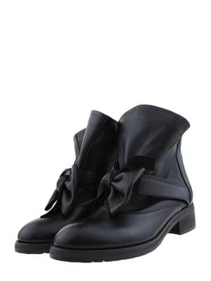 Черевики чорні | 5365739