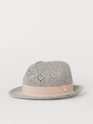Шляпа серая | 5366569