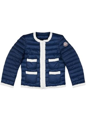 Куртка синяя | 4695355
