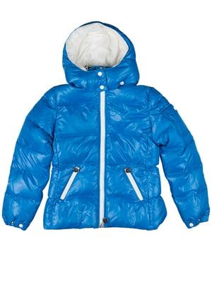Куртка світло-синя | 4695359