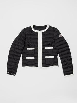 Куртка чорна | 4695366