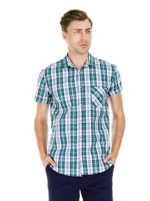 Рубашка клетчатая | 5365641