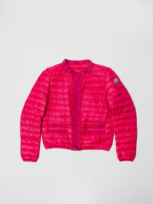 Куртка малинового цвета | 5365972