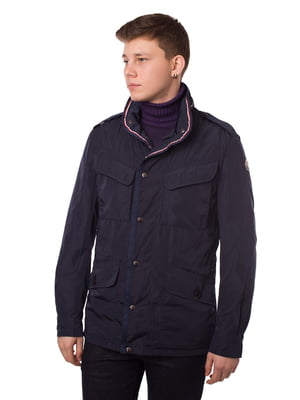 Куртка темно-синяя | 5365973