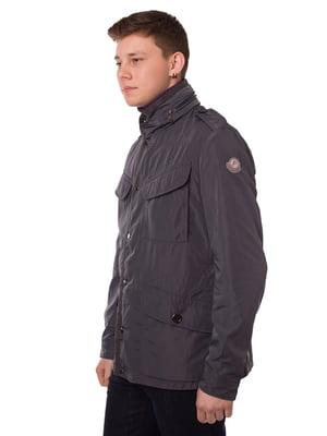 Куртка сіра | 5365974
