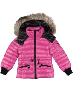 Куртка малинова | 5365979