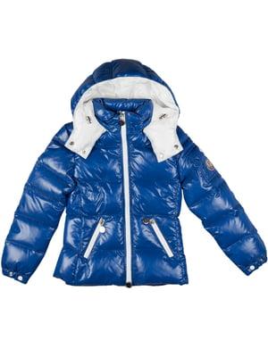 Куртка синя | 5365980