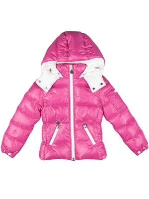 Куртка малинова | 5365981