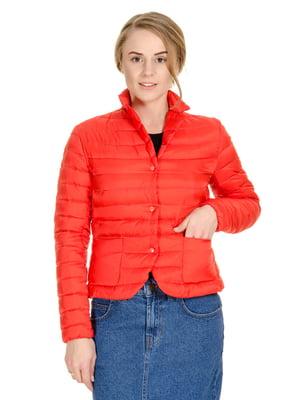 Куртка оранжевая | 5365988