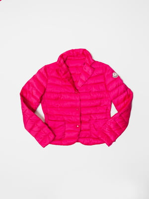 Куртка малинового цвета | 5365989