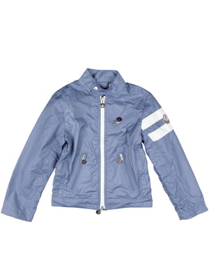 Куртка серо-голубого цвета | 5365996