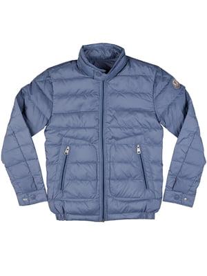 Куртка серо-голубого цвета | 5366011