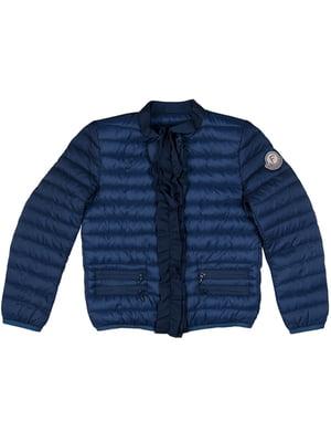 Куртка синяя | 5366013