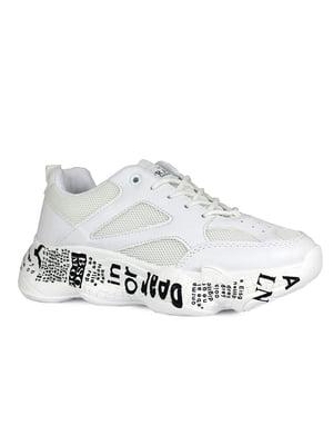 Кроссовки белые | 5345052