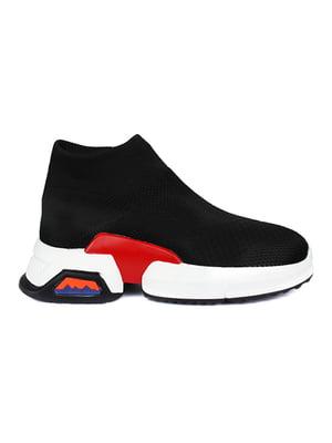 Кросівки чорні | 5366683