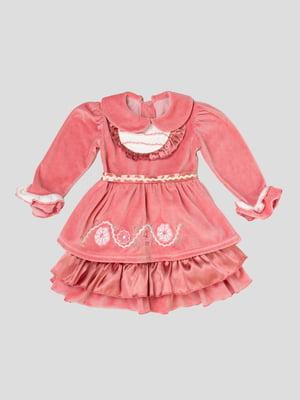 Сукня рожева | 5363588