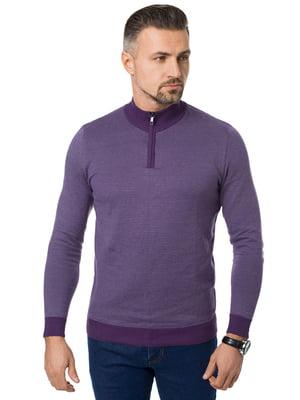 Джемпер фиолетовый | 5309761