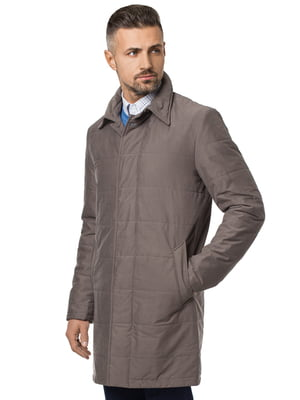 Пальто бежевое | 5310111