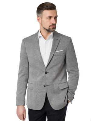 Пиджак серый | 5310112
