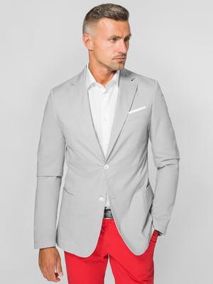 Пиджак серый | 5310156