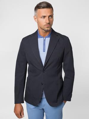 Пиджак темно-синий | 5310165