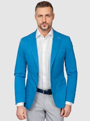 Пиджак ярко-синий | 5310166