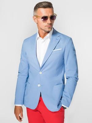 Пиджак голубой | 5310173