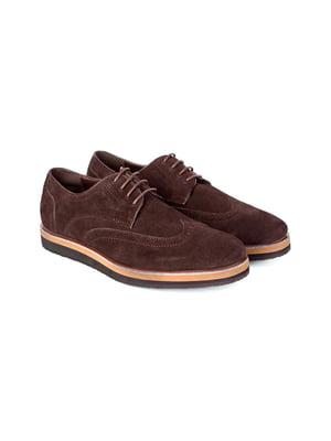 Туфлі коричневі | 5310186